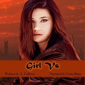 Girl Vs Audiobook on Audible